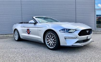 Mustang Convertible 5.0 V8 GT Automat (Cabriolet)