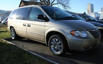 Grand Voyager Town&Country (Kompaktvan / Minivan)