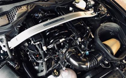 Mustang Fastback 5.0 V8 BULLITT (Coupé)