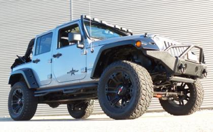 WRANGLER JK Wrangler Sahara Unlimited (SUV / Geländewagen)