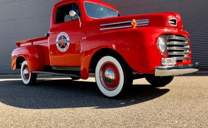 F-Pickup F47 Pickup 1948 (Pick-up)