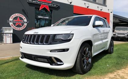 Grand Cherokee 6.4 V8 HEMI SRT8 Automatic (SUV / Geländewagen)
