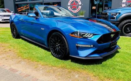 MUSTANG GT Performance Package (Cabriolet)