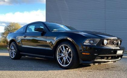 MUSTANG 2012 GT Premium (Coupé)