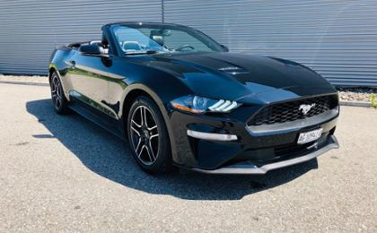 MUSTANG 2.3 EcoBoost Convertible (Cabriolet)