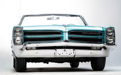 BONNEVILLE 1966 Bonneville (Cabriolet)