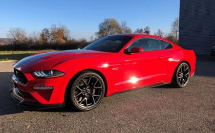 MUSTANG Performance Pack LEVEL 2! (Coupé)