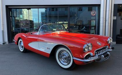 CORVETTE 1958 Corvette C1 Convertible (Cabriolet)