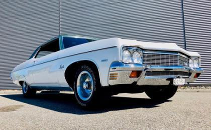 Impala V8 350 (Coupé)