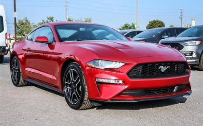 MUSTANG Ecoboost Premium (Coupé)