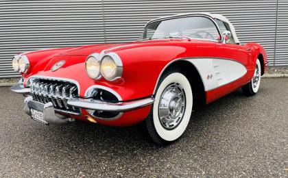 CORVETTE C1 Modell 1960 (Cabriolet)