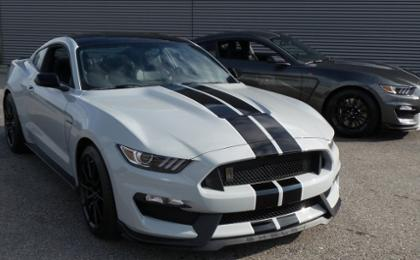 MUSTANG Shelby GT350 Technology Package (Coupé)