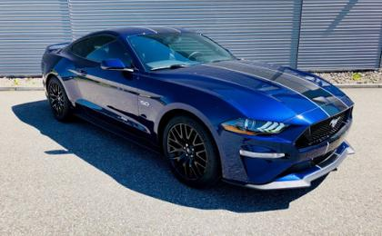 MUSTANG Performance Package! (Coupé)
